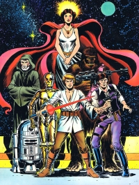 Marvel publicará comics de Star Wars otra vez